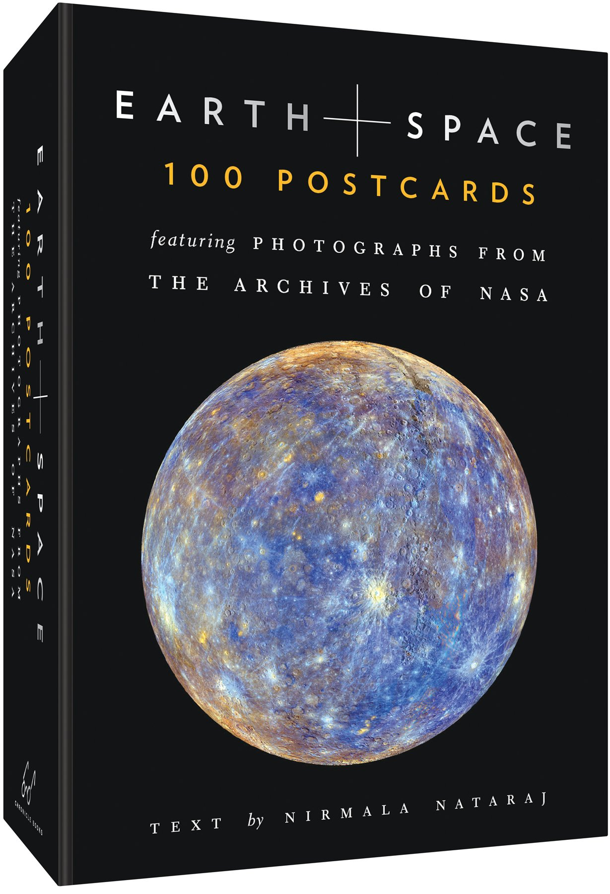 Earth Space 100 Postcards Photographs product image