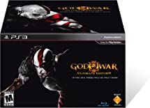 God of War III: Ultimate Edition - Playstation 3: Video     - Amazon com