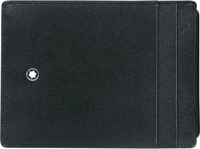 Montblanc Meisterstück Tarjetero 12 Centimeters Negro (Schwarz)