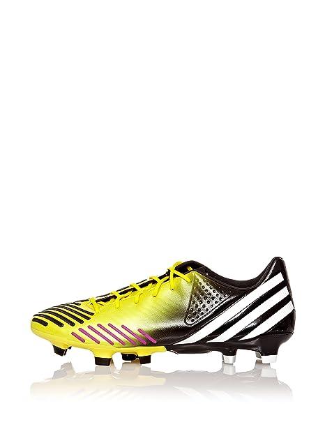 Real Madrid By Adidas Zapatillas Fútbol Tacos Predator Lz Trx Fg  Amarillo Negro EU 37 1 3  Amazon.es  Zapatos y complementos 99c017552edbc