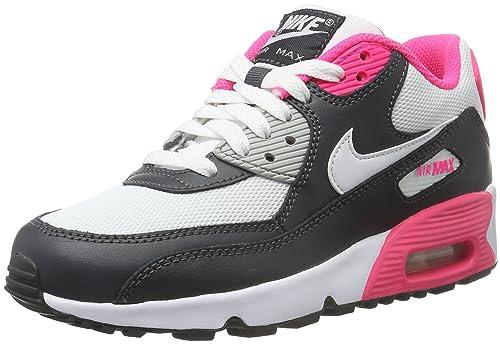 énorme réduction fe77c d62e3 Nike Air Max 90 Mesh (GS), Chaussures de Sport Fille