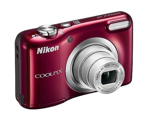 "48 opinioni per Nikon Coolpix A10 Fotocamera Digitale Compatta, 16 Megapixel, Zoom 5X, LCD 2,8"","