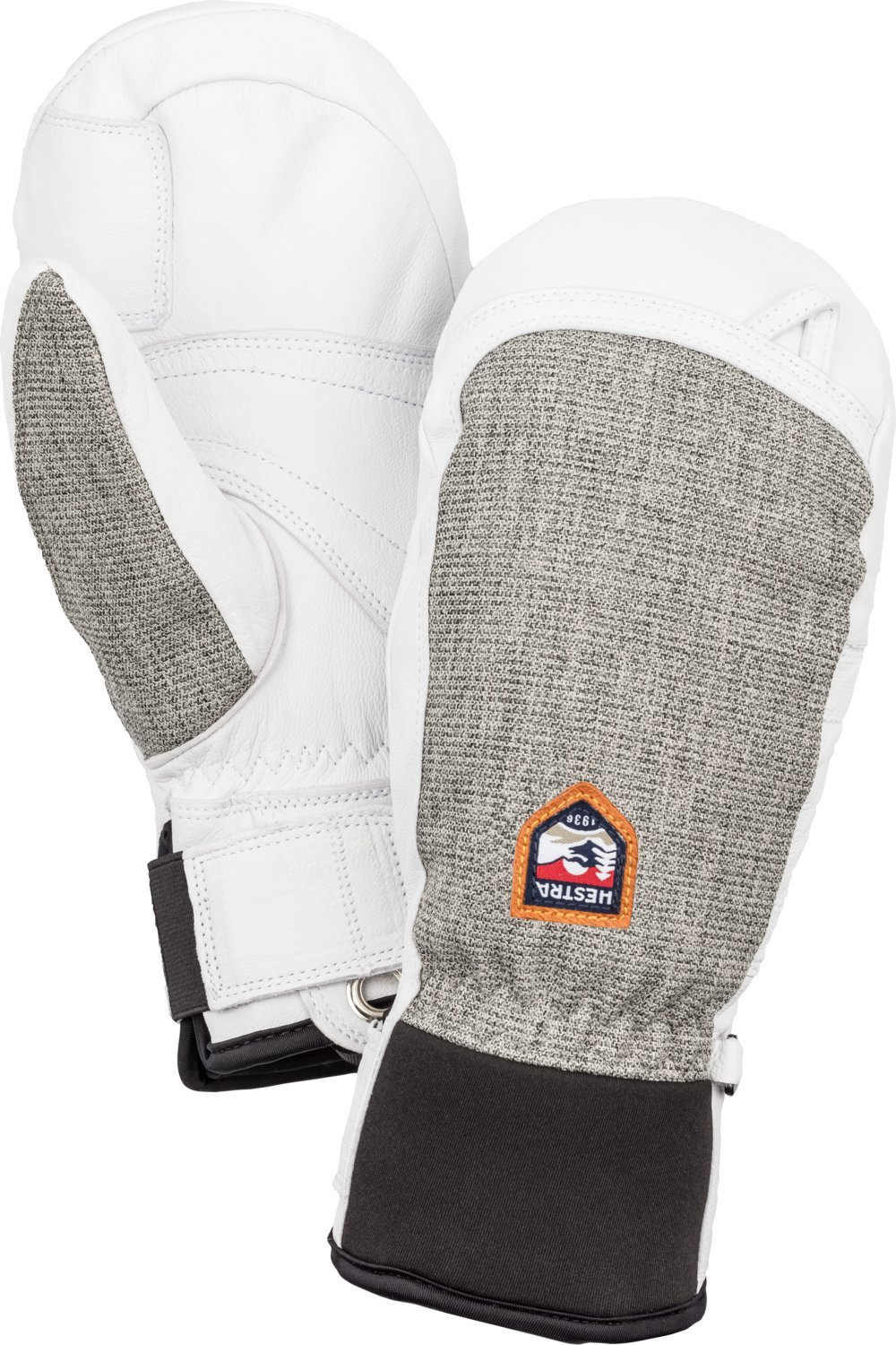 Army Leather Patrol Winter Cold Weather Mens Mitten Hestra Ski Gloves