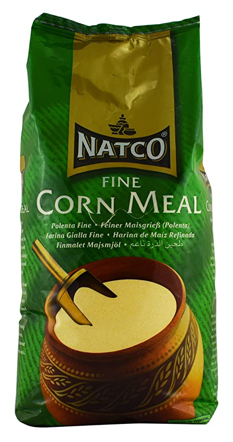 Natco Corn Meal Fine 1 x 1.5kg by Natco