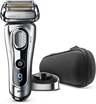 Braun Series 9 9260s Wet and Dry - Máquina de afeitar de láminas (LED, Batería, Ión de litio, 50 min, Plata): Amazon ...