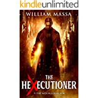 The Witch Collector (The Hexecutioner Book 9) book cover