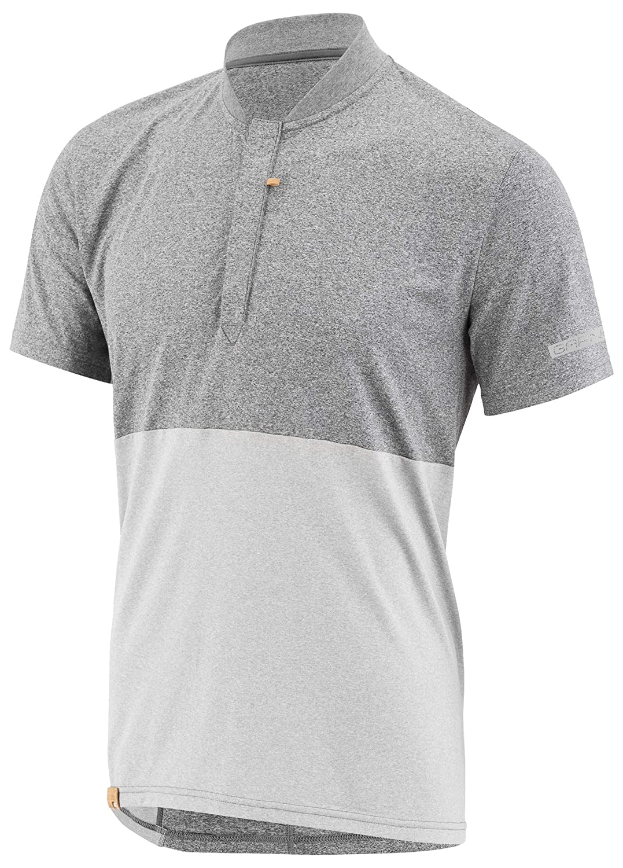 Louis Garneau London - Camiseta de Ciclismo, XL, Gris/Gris: Amazon ...