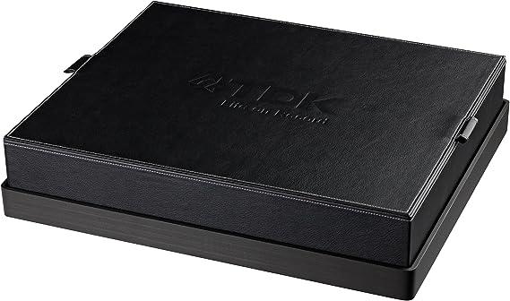 TDK TVT-2002BLK - Giradiscos (tracción por correa con USB), negro ...