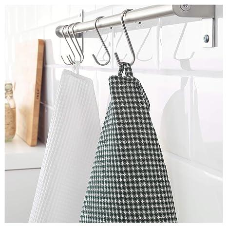 Amazon.com: IKEA 603.720.02 Trollpil - Toalla de cocina ...