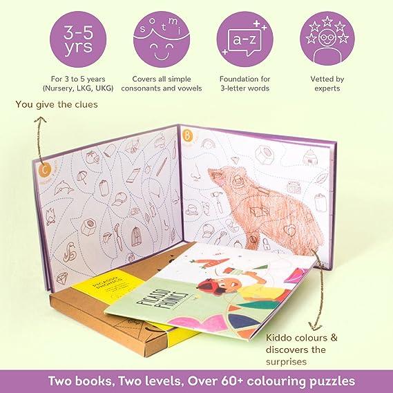 Buy Cuweeosity Educational Game 3 to 5 Year olds Teach Kids