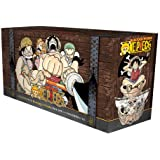 One Piece Box Set 1: East Blue and Baroque Works, 1: Volumes 1-23 with Premium