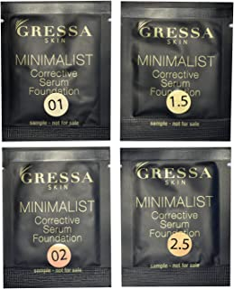 product image for Gressa Skin - Find Your Match Kit | Minimalist Serum (Fair-Light)