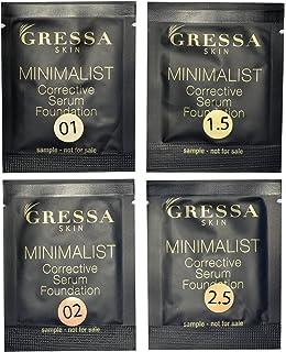Minimalist Corrective Serum Foundation by Gressa Skin #16
