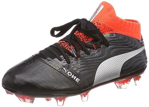 Puma One 18.1 FG Jr, Chaussures de Football Mixte Enfant