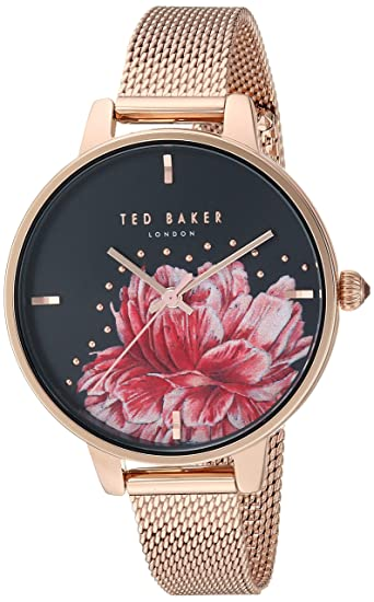 4a7e13c453b22 Buy Ted Baker Analog Multi-Colour Dial Women s Watch-TE50005027 Online at  Low Prices in India - Amazon.in