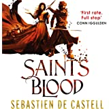 Saint's Blood: The Greatcoats, Book 3