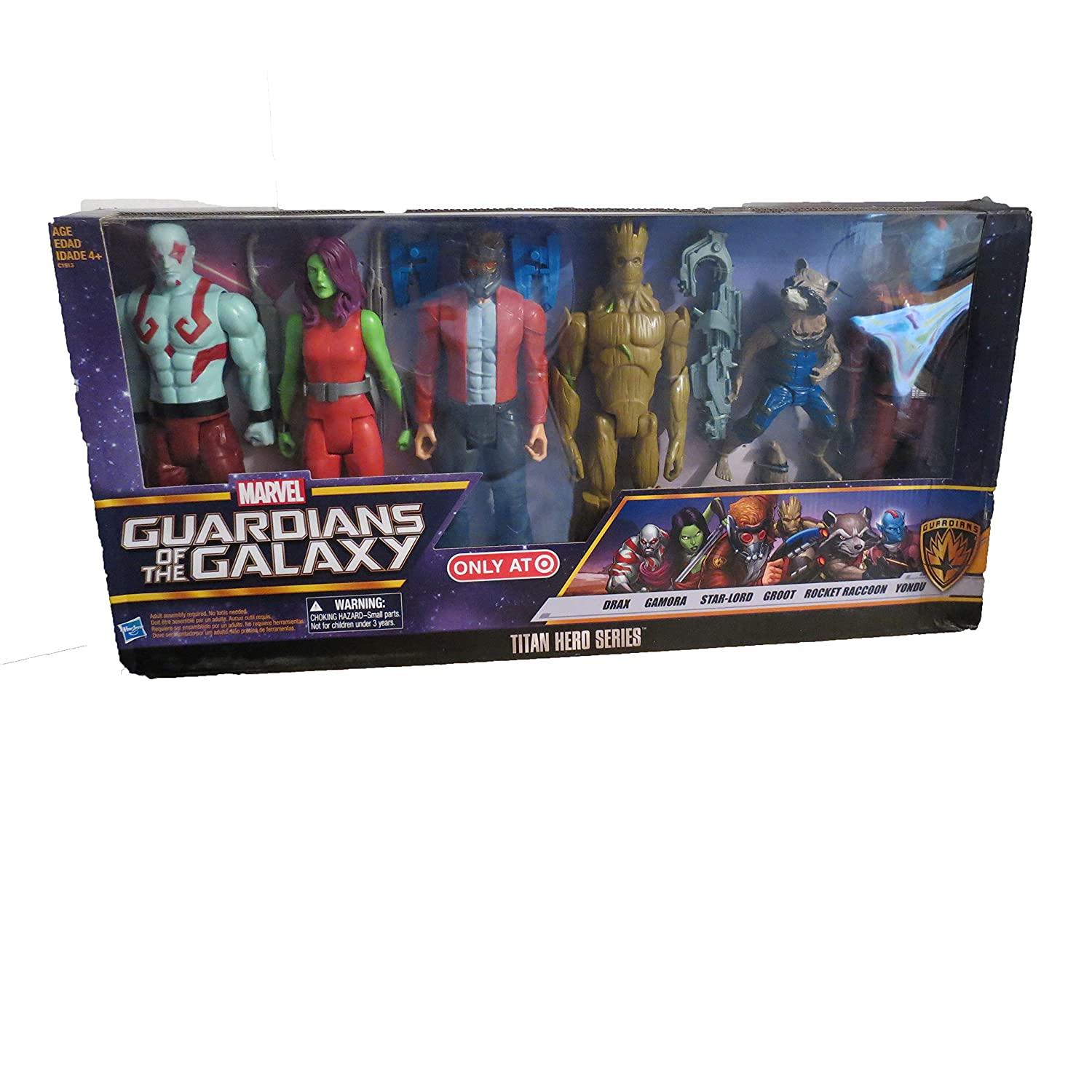 Free Shipping Marvel Guardians of the Galaxy Gamora Titan Hero Series 12 inch