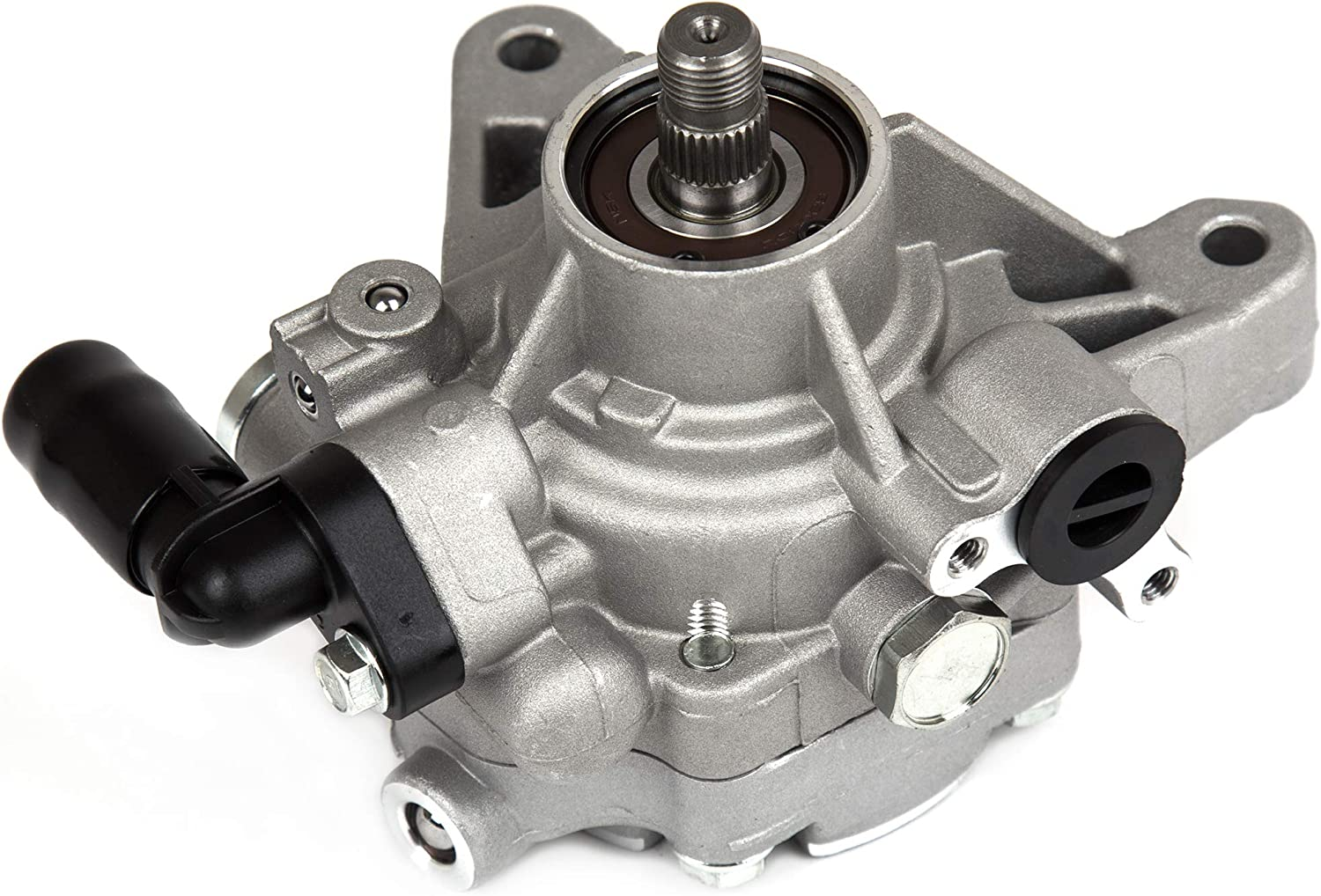 """New Power Steering Pump For 2003-2005 Honda Accord 2.4L l4 GAS DOHC /""""K24A4/"""""""