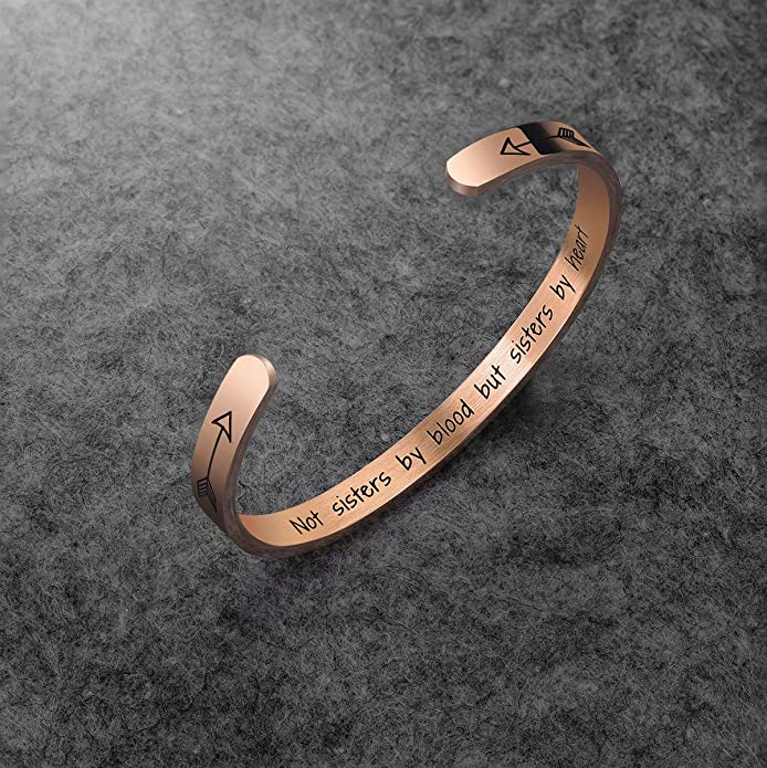 office school light beach gift best friend wrap bracelet ECKO necklace long cube gilded black Cube bracelet plain