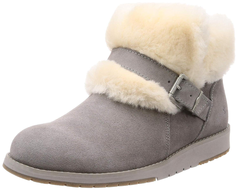 a22a23cf81e EMU Australia Womens Oxley Fur Cuff Deluxe Wool Boots: Amazon.com.au:  Fashion