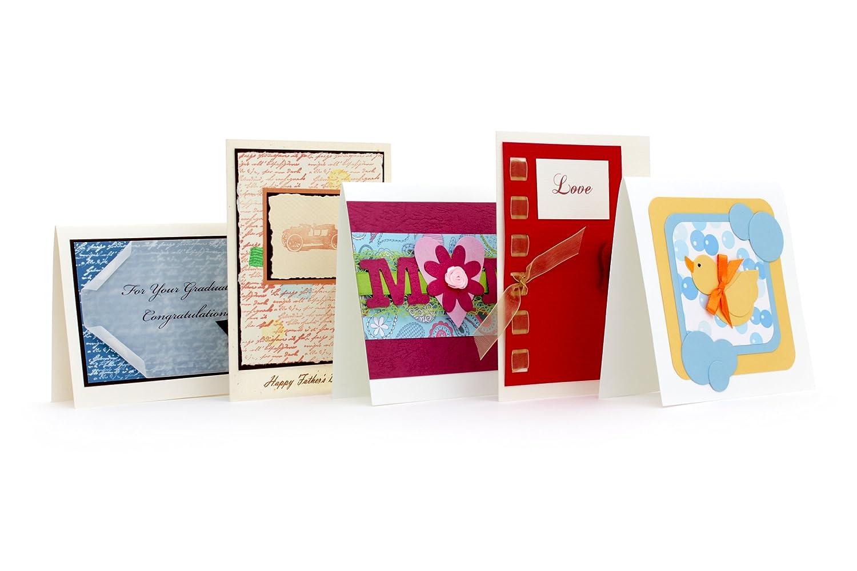 Für alle Anlässe mit fünf handgemachten Karten - FAIR TRADE: Amazon ...