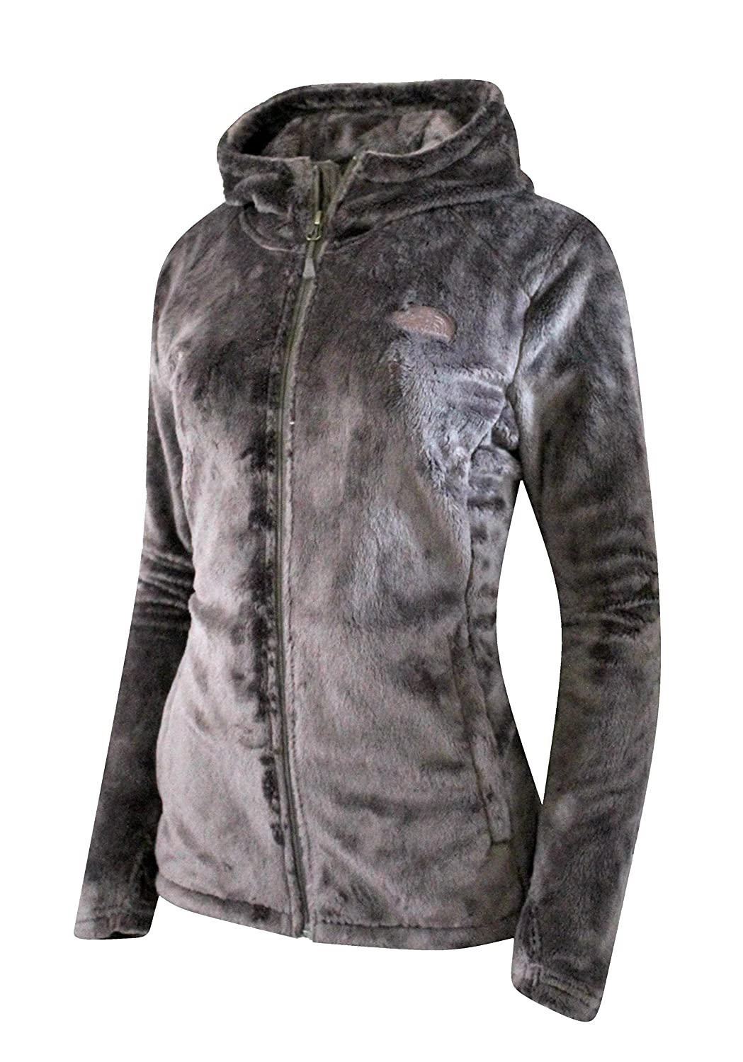 8ed58f4bd Amazon.com: The North Face Women's Osito Hoodie Full Zip Jacket (M ...