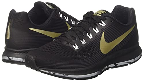 Amazon.com | Nike WMNS AIR Zoom Pegasus 34 Womens Road Running Shoes 880560-017 Size 5.5 B(M) US | Sandals
