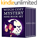 Witch Cozy Mystery Nine Book Set