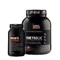 GNC Men's Protein Plus Sexual Health Bundle