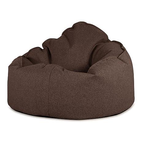 Lounge Pug®, Puff Pera Mini-Mamut, Lana de Interalli ...
