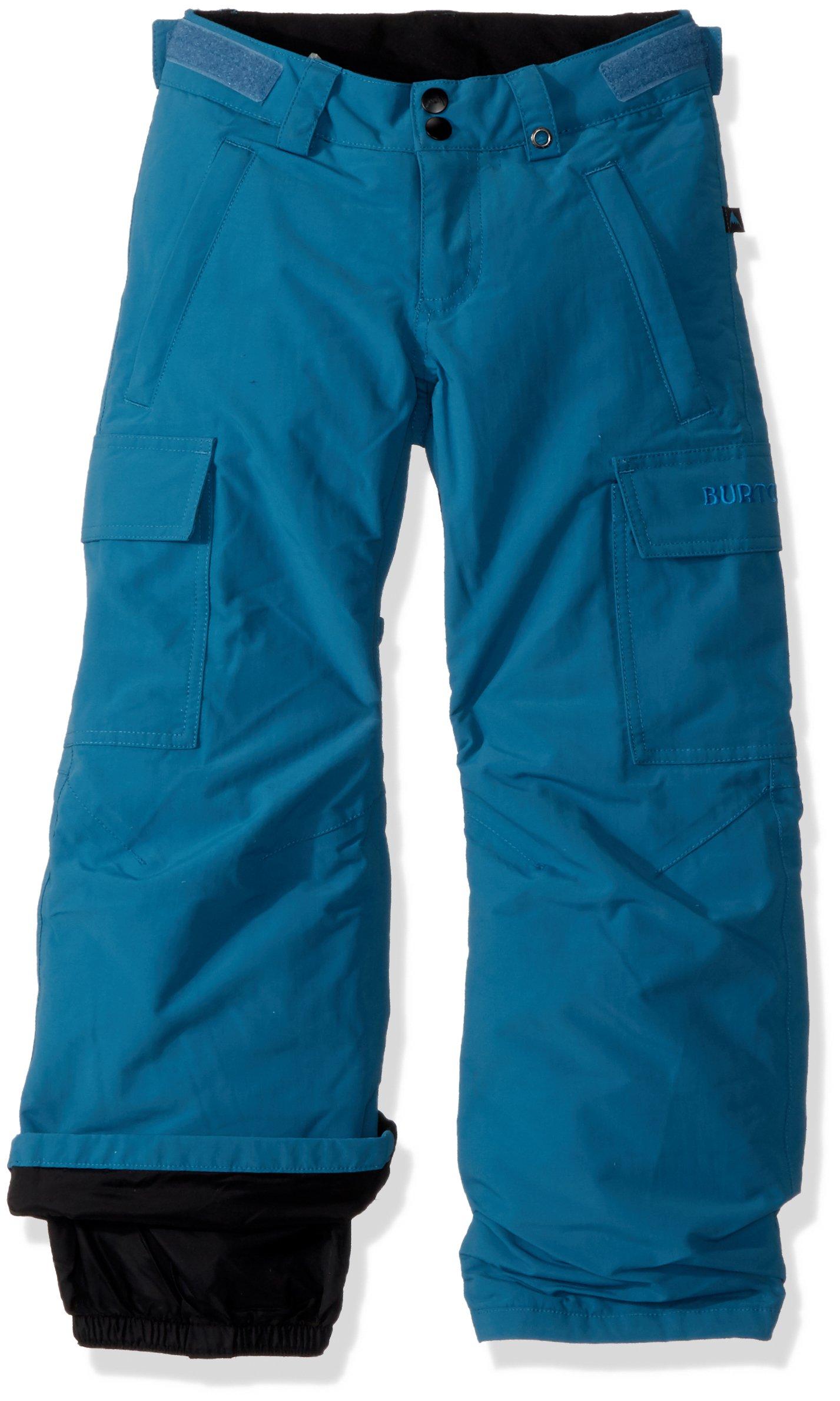 Burton Boys Exile Cargo Pants, Mountaineers, X-Large by Burton