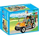 Playmobil - 6636 - Le Zoo - Soigneur