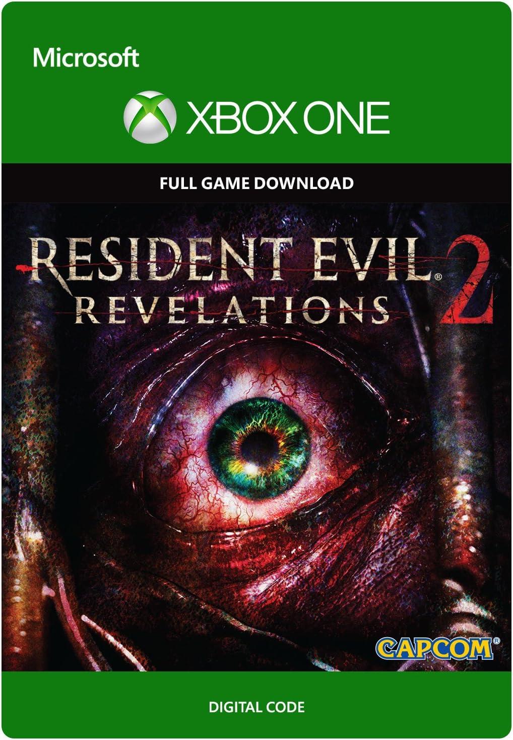 Resident Evil Revelations 2 Playstation 3 Capcom Switch Revelation English Us Games U S A Inc Video