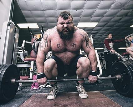 Amazon Com Eddie Hall Strongman 8x10 Sports Action Photo Tt