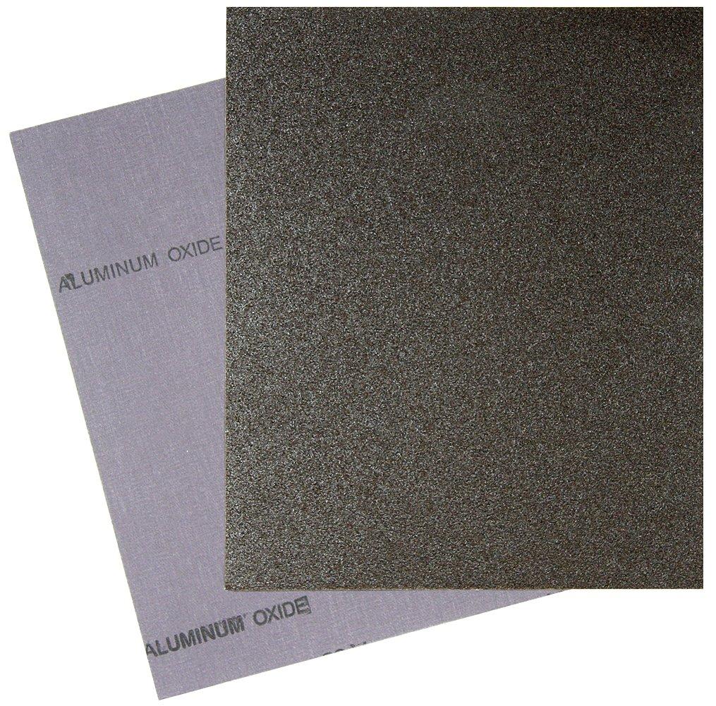A&H Abrasives 117236, Sanding Sheets, Aluminum Oxide, (j-weight), 9x11 Aluminum Oxide 120j Cloth Sheet, 50-pack