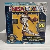 $244 » 2019-20 Panini NBA Hoops Premium Stock Basketball MEGA box (80 cards/box)