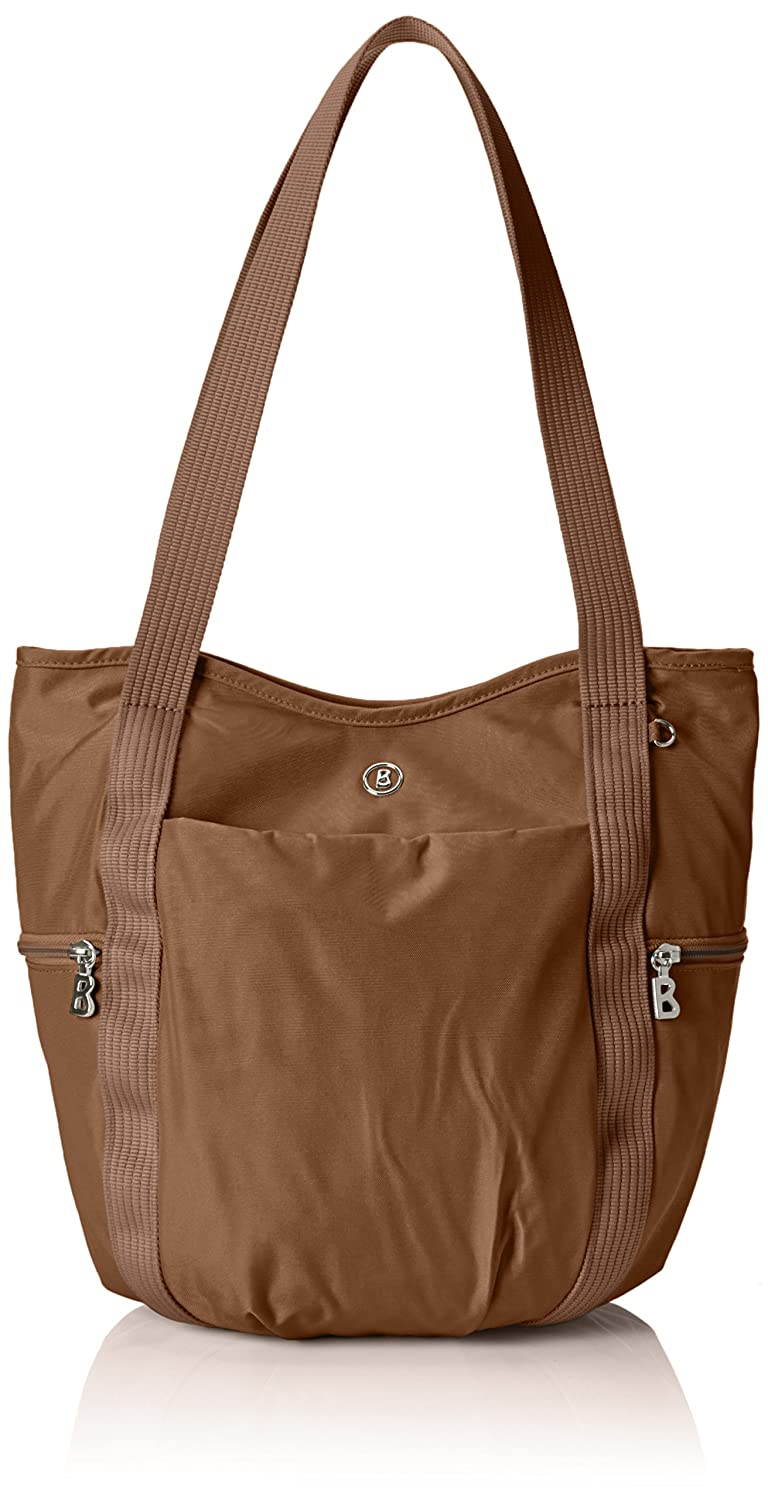 Brown (Brown Sugar 418) Bogner Women's Basket Shoulder Bag