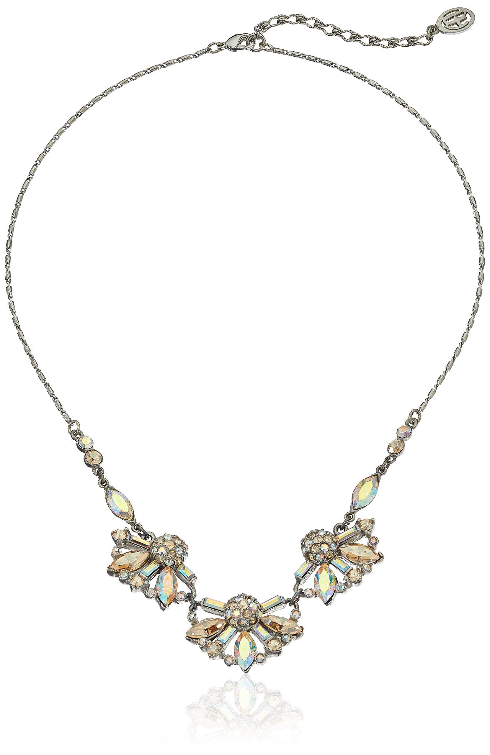 Ben-Amun Jewelry Swarovski Crystal Amore Tuscan Necklace for Bridal Wedding Anniversary by Ben-Amun Jewelry