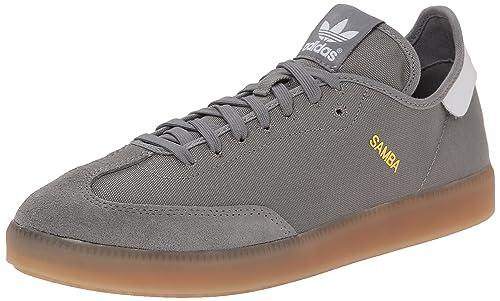 hot sales 745b0 ae23b Adidas ORIGINALS Men s Samba MC Lifestyle Indoor Soccer-Style Sneaker,  Solid Grey Running