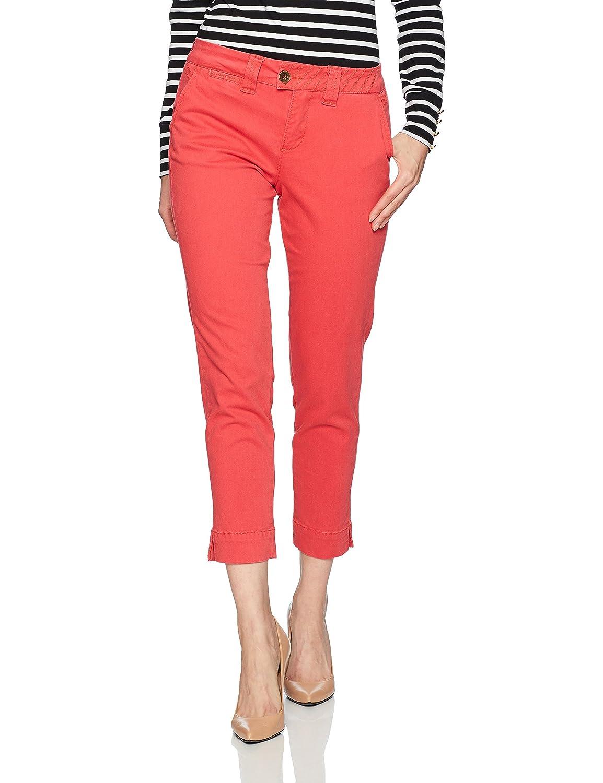 Hibiscus Jag Jeans Womens Standard Creston Ankle Crop