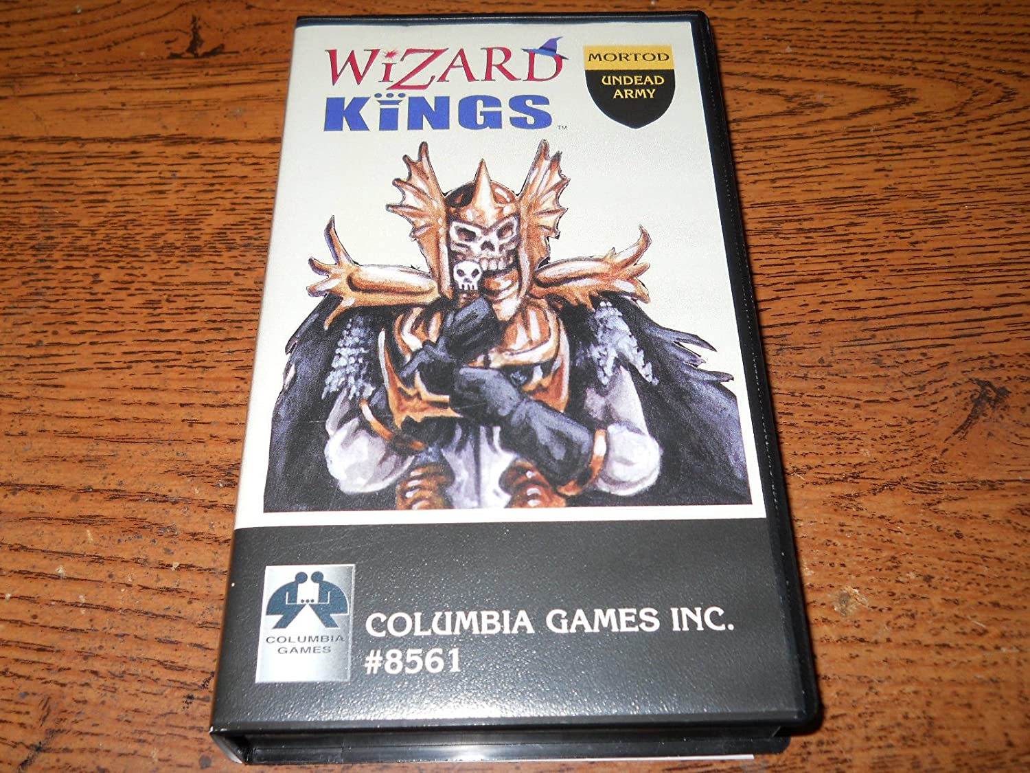 Wizard Kings Mortod Undead Army Columbia Games Inc