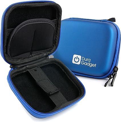DURAGADGET Estuche Rígido Azul para Smartwatch Garmin Edge 820 Explore/Garmin Edge 820: Amazon.es: Electrónica