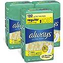 3-Pack Always Ultra Thin Size 1 Regular Absorbency Feminine Pads