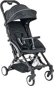 Carrinho de Bebê Up!, Burigotto, Preto, Até 15 kg