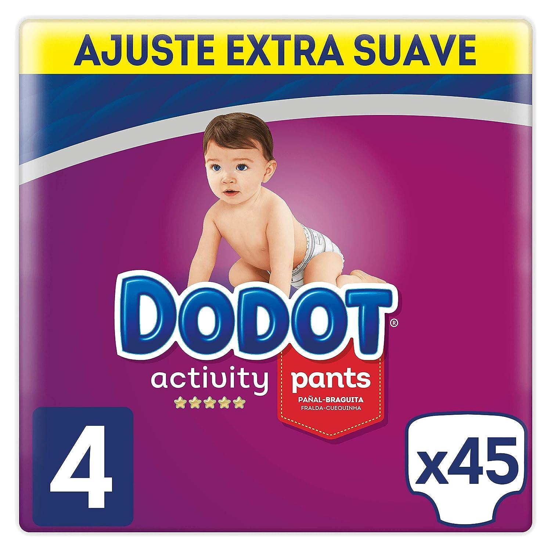 Dodot Activity Pants T4 45 pa/ñales