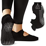 LA Active Grip Socks - Yoga Pilates Barre Ballet Non Slip