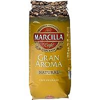 Marcilla Café Grano Gran Aroma Natural - 1