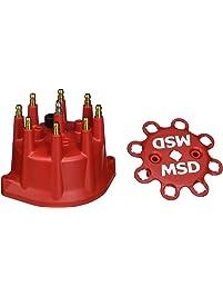 MSD Ignition 8431 Pro-billet Small Diameter Distributor Cap