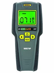General Tools MMD7NP Moisture Meter