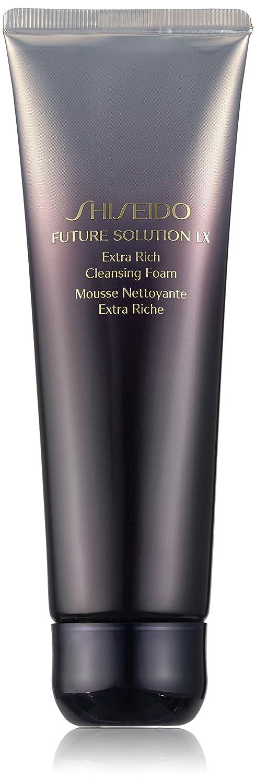 Shiseido Future Solution Lx Extra Rich Cleansing Foam for Unisex, 4.7 Ounce PerfumeWorldWide Inc. Drop Ship 730852102231 SHI10223